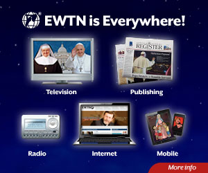 EWTN Logo and Link